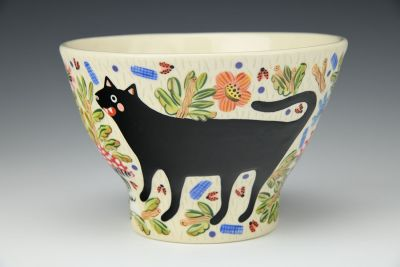 Two Panthers Bowl