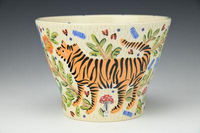 Tiger Tales Bowl