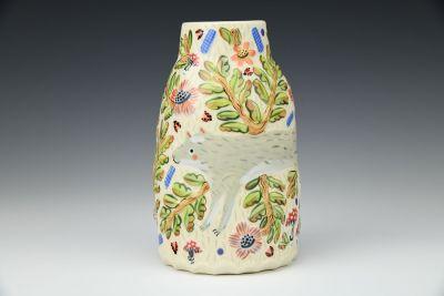 The Return of Nature Vase