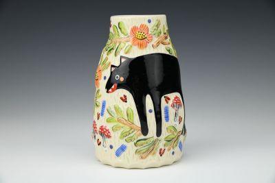 Old Friend, Saturn Vase