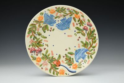 Wind Song Plate