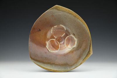 Shell Triangle Plate