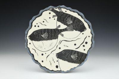 Blowfish Plate