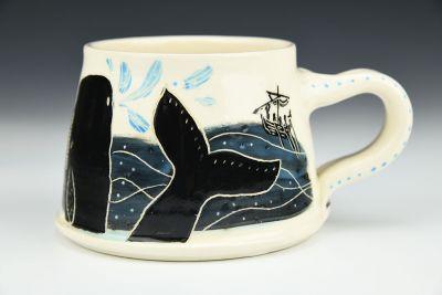 Attack Both Whales! Mug