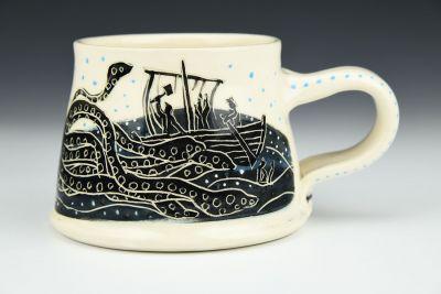 Squid Attack! Mug