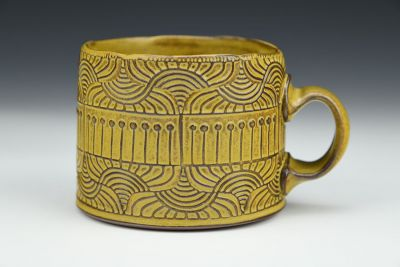Ogee Mug