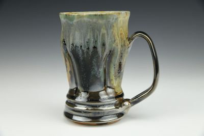 Column Mug with Green