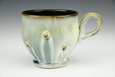 Mug with Dot Drips