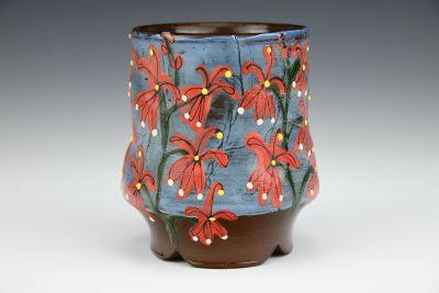 Cardinal Flower Cup