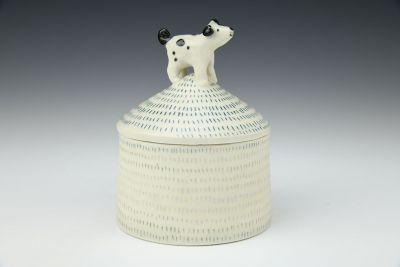 Jar with Dog