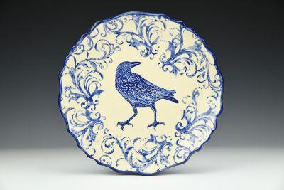 Blue Birdie