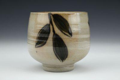 Leaf Motif Cup