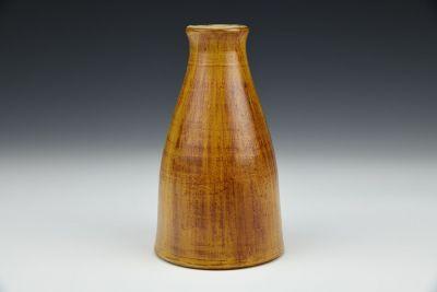 Golden Bud Vase