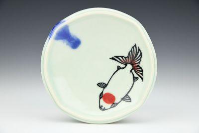 Small Goldfish Plate