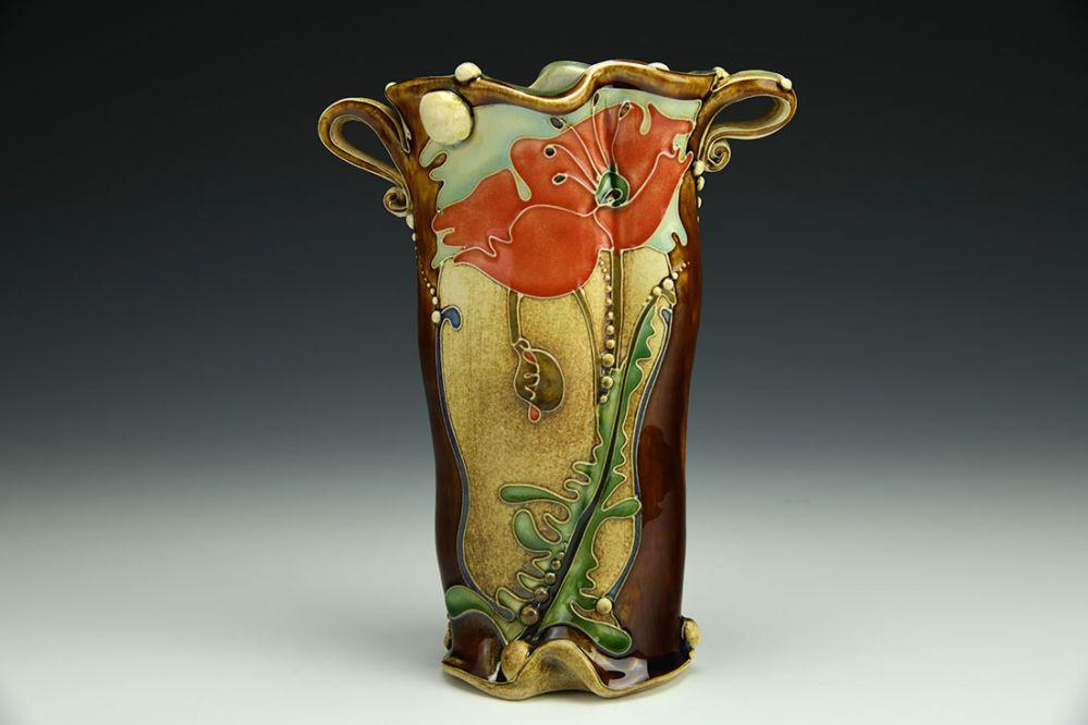 Poppy Vase