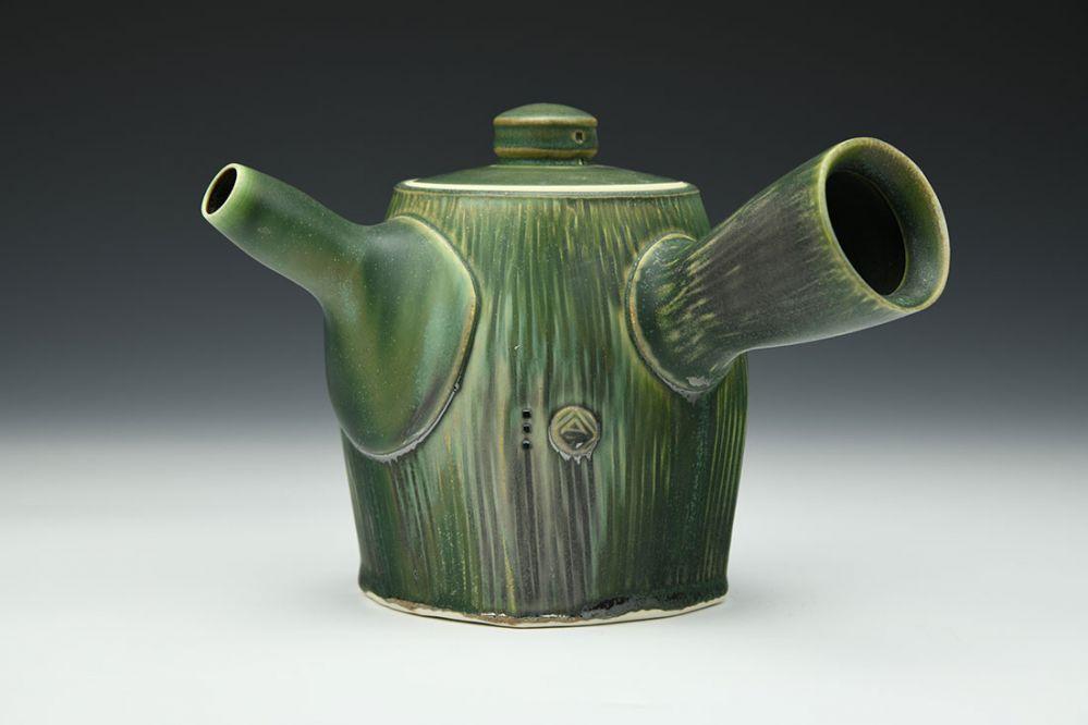 Side Handle Teapot