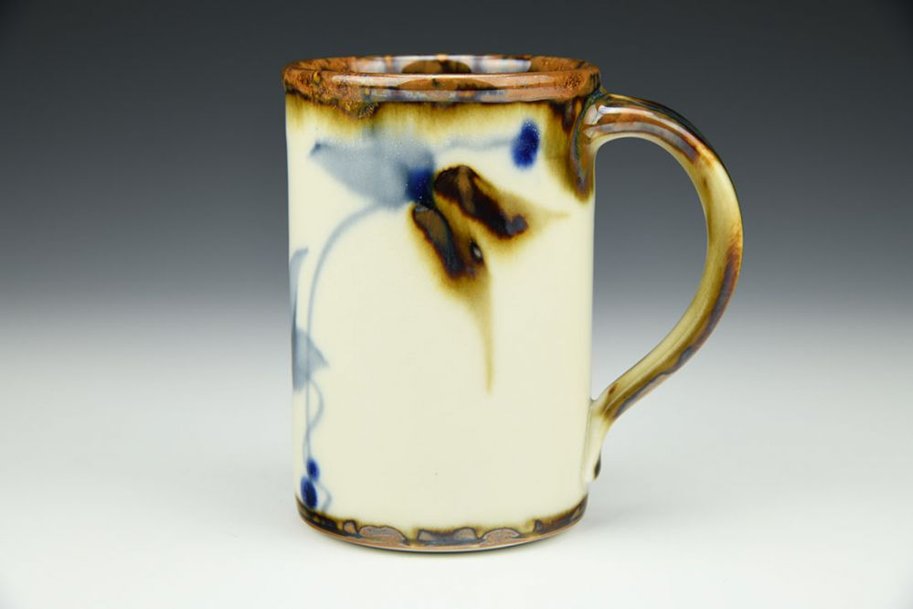 Brushwork Mug