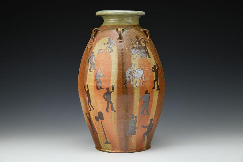 The Pre-Pandemic Life Vase
