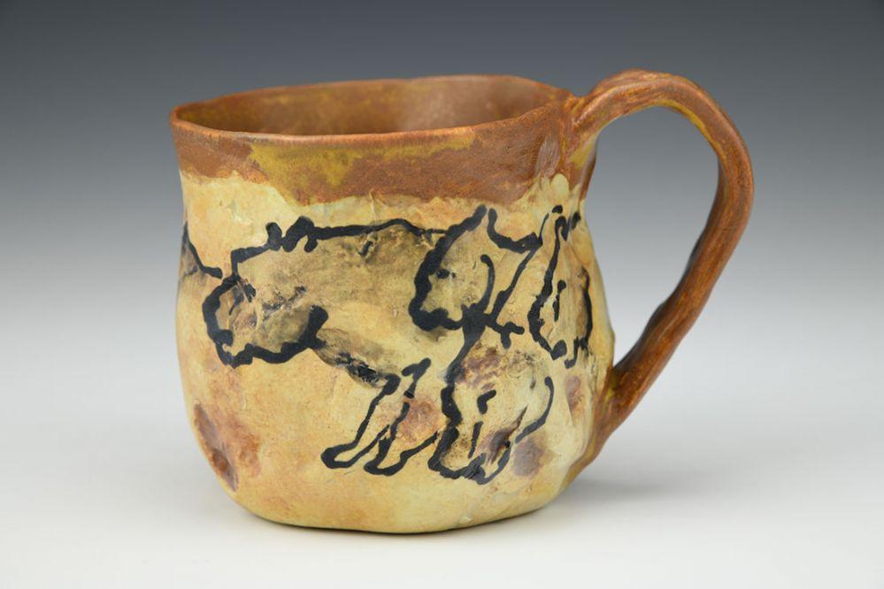 Lion Cave Cup