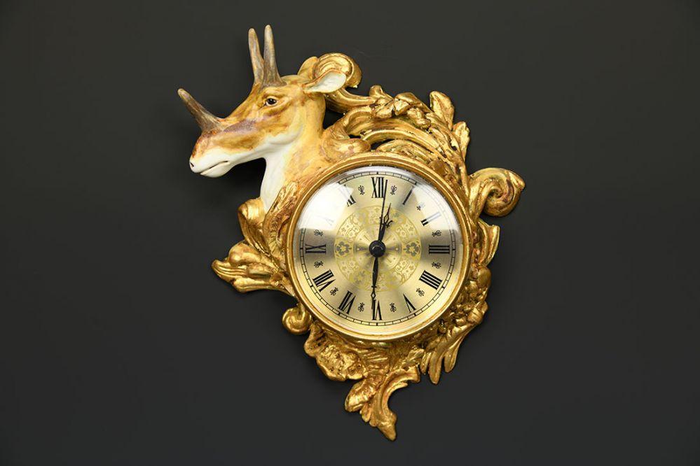Syndyoceras Wall Clock