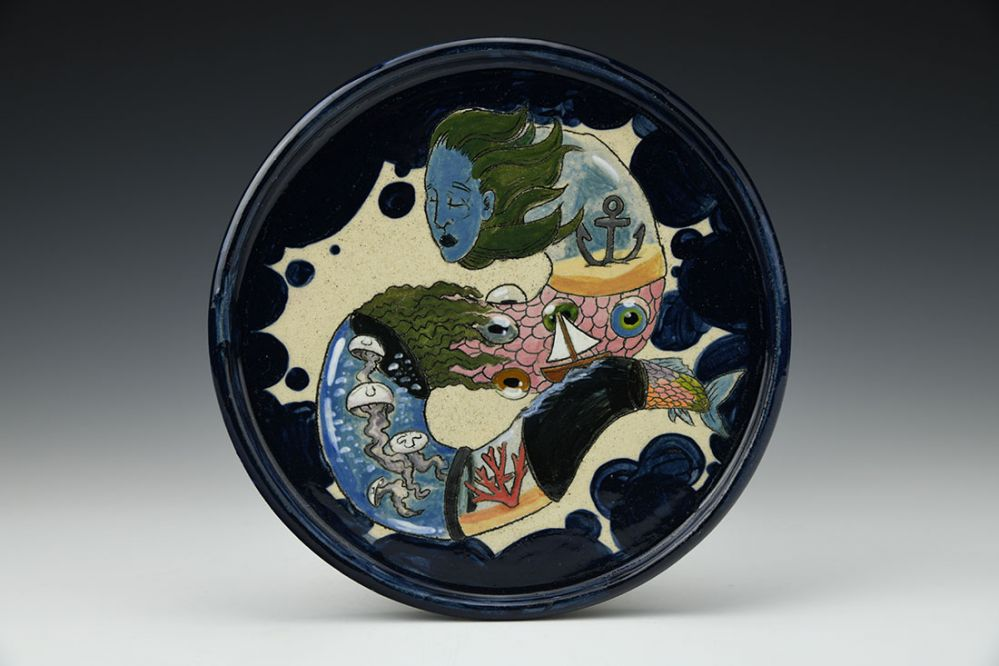 Personality Plate 1