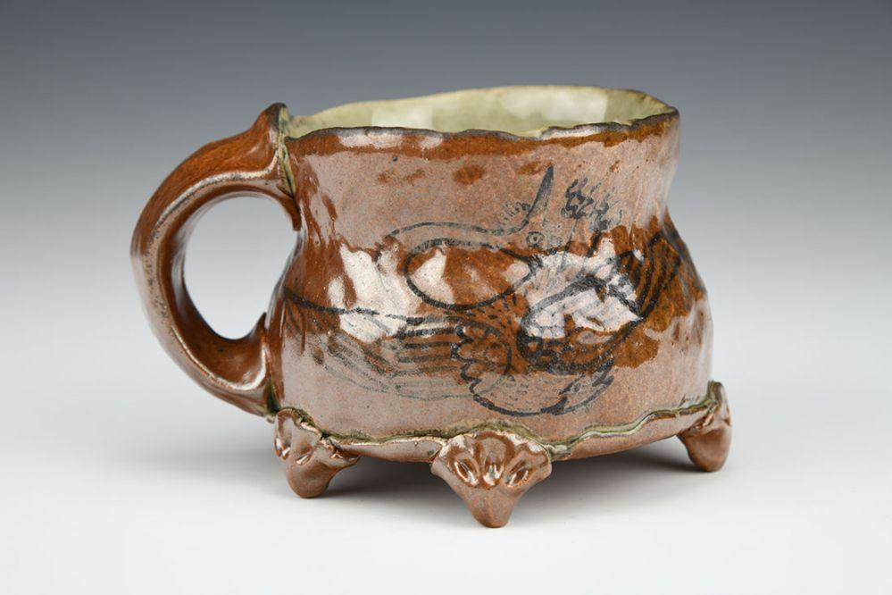 Crane Mug