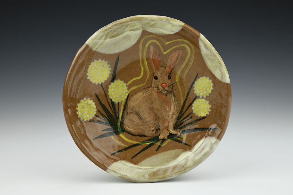 Hare Plate