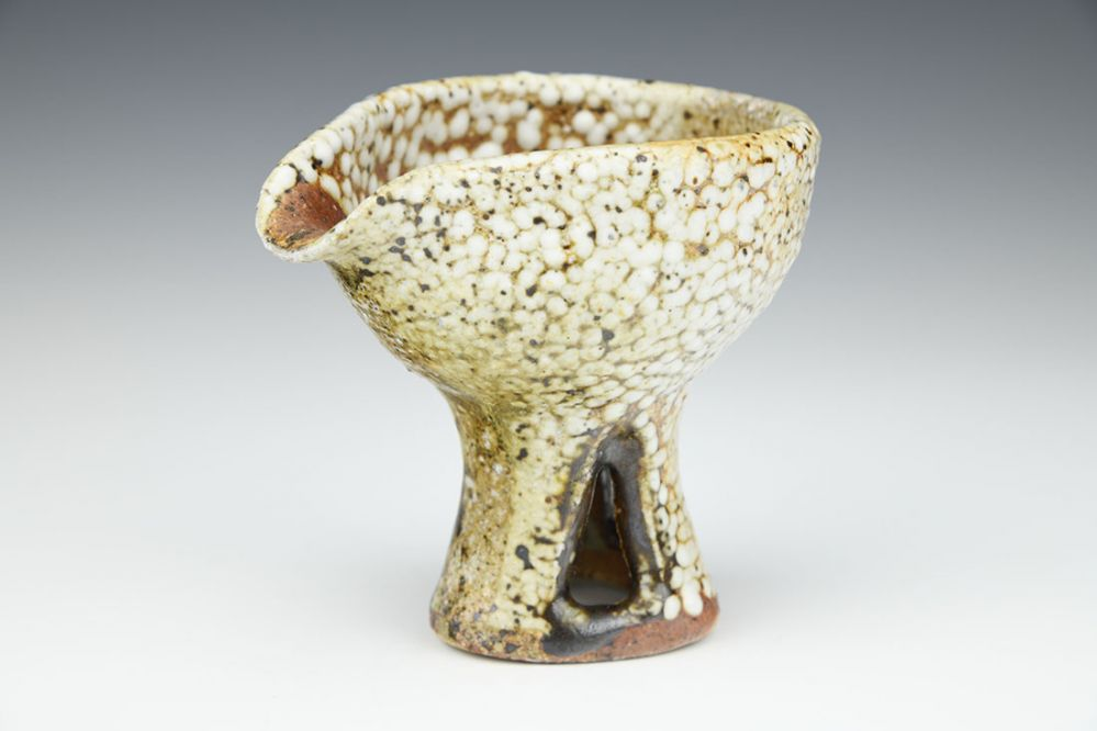 Footed Pouring Bowl