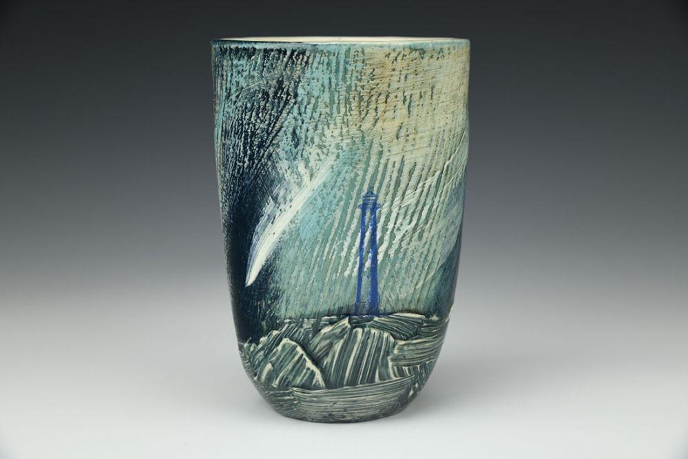 The Comet Vase