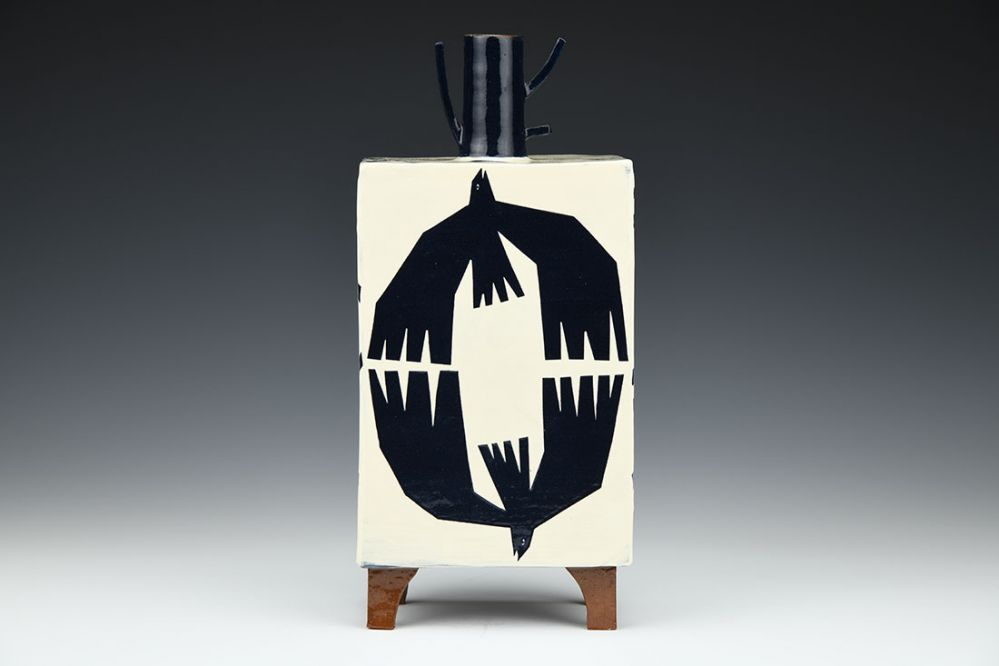 Rook and Branches Vessel