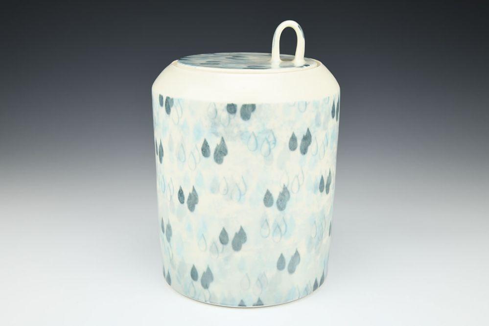 Raindrop Jar