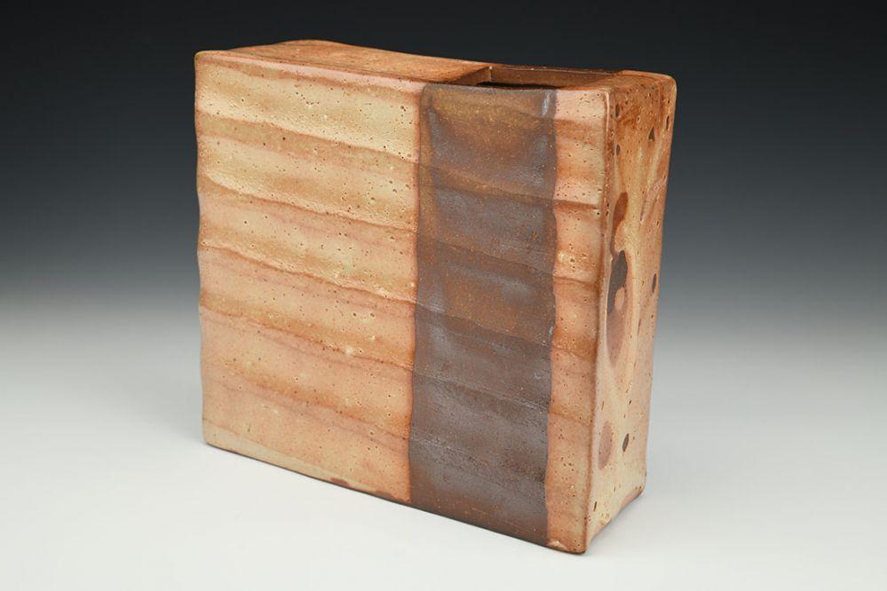 Asymetrical Rectangular Vase