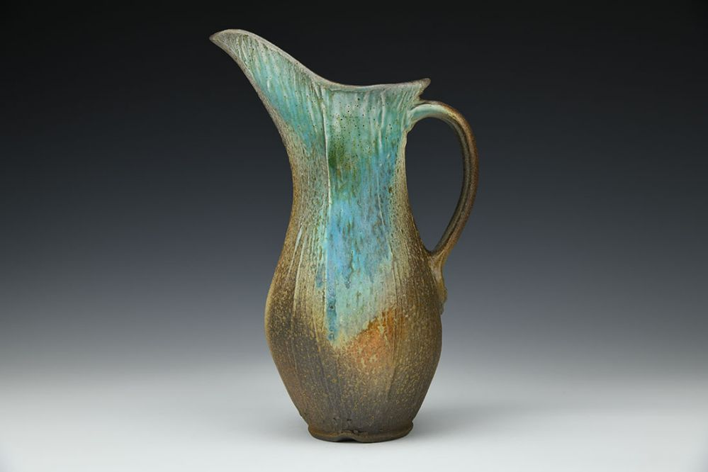 Pitcher with Calcite Inclusion