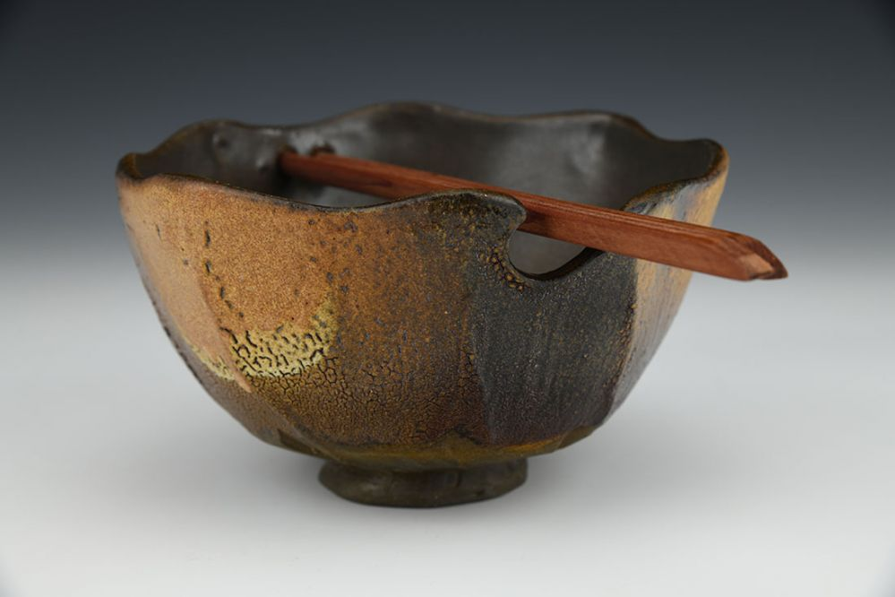 Faceted Ramen Bowl