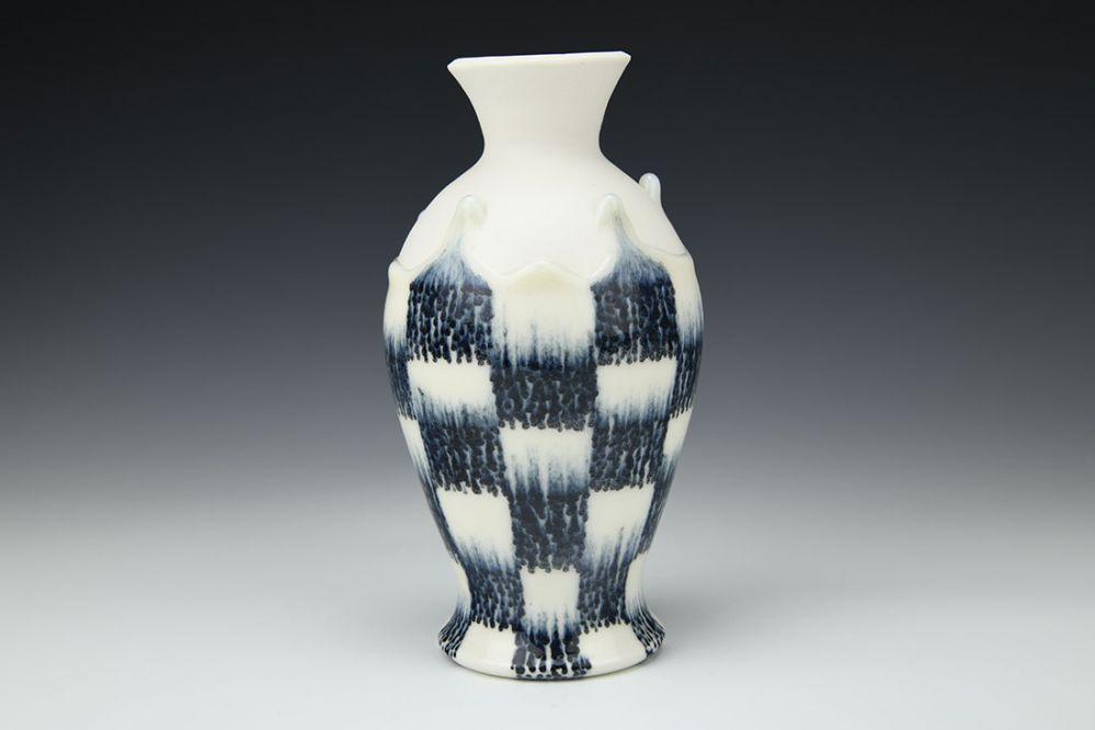 Dripping Up Vase 1