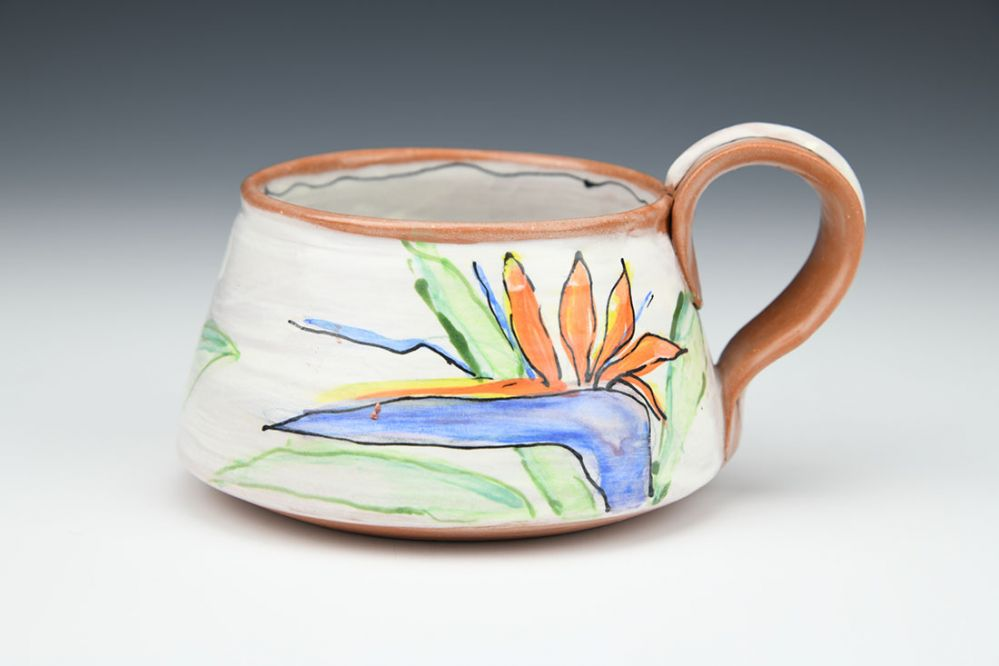 Bird of Paradise Cup