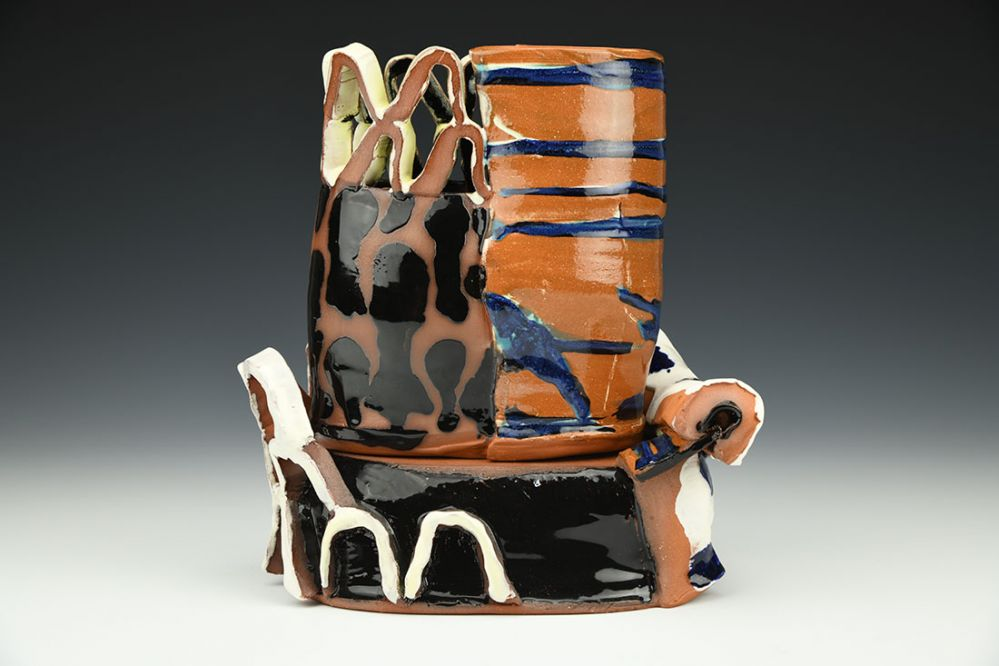 Vase and Bed