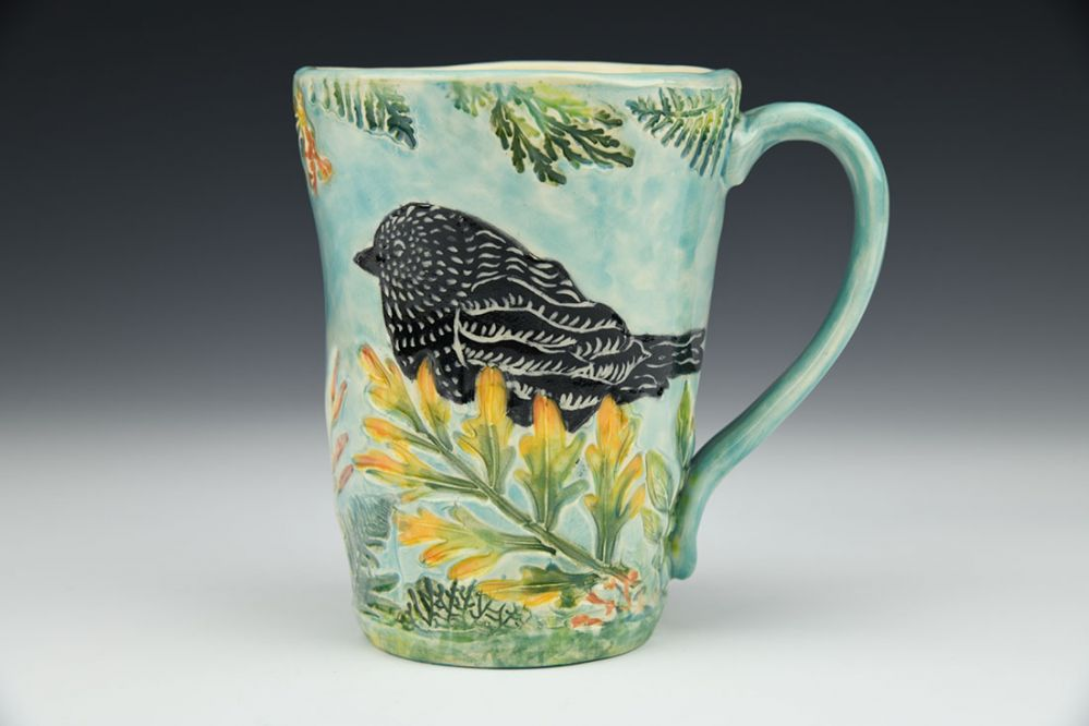 Birdie Mug 1
