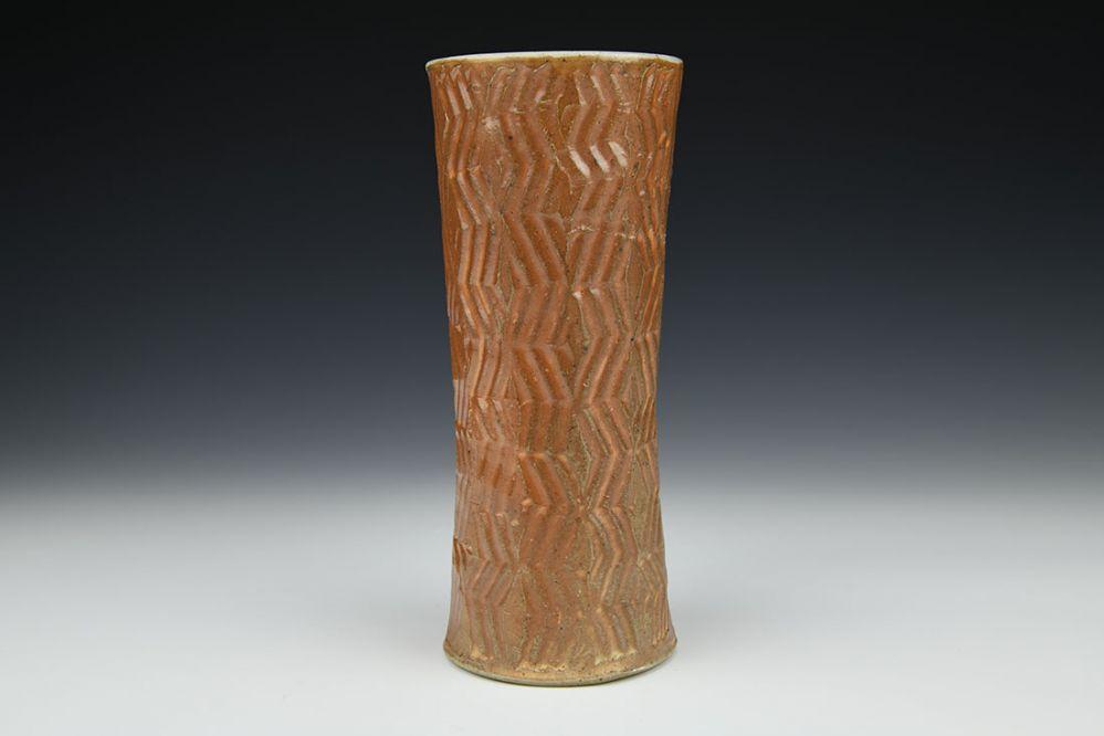 Carving Pattern Vase
